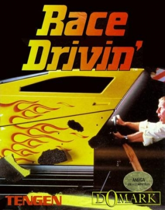 RACE DRIVIN' image