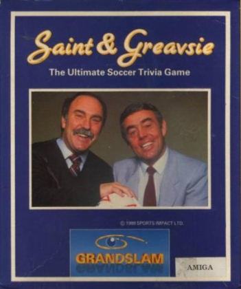 SAINT AND GREAVSIE image