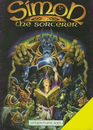 SIMON THE SORCERER image