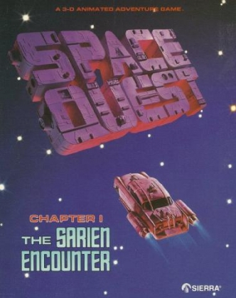 SPACE QUEST CHAPTER 1 : THE SARIEN ENCOUNTER image