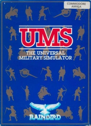 UMS - THE UNIVERSAL MILITARY SIMULATOR image
