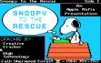 logo Emulators Snoopy to the Rescue
