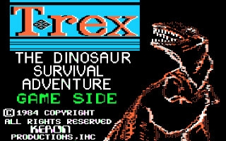 T-Rex - The Dinosaur Survival Adventure  image