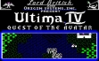 Logo Emulateurs Ultima IV - Quest of the Avatar