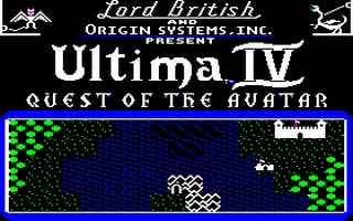 Ultima IV - Quest of the Avatar image