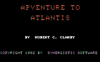 Adventure to Atlantis  image