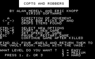 Copt and Robbers  image